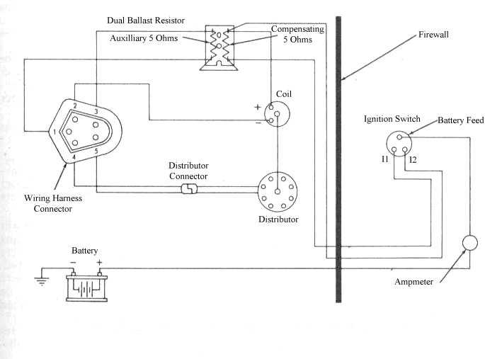 elect_ign_wir electronic ignition diagram on newtronic ignition wiring diagram